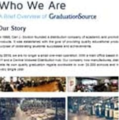 who we are graduationsource